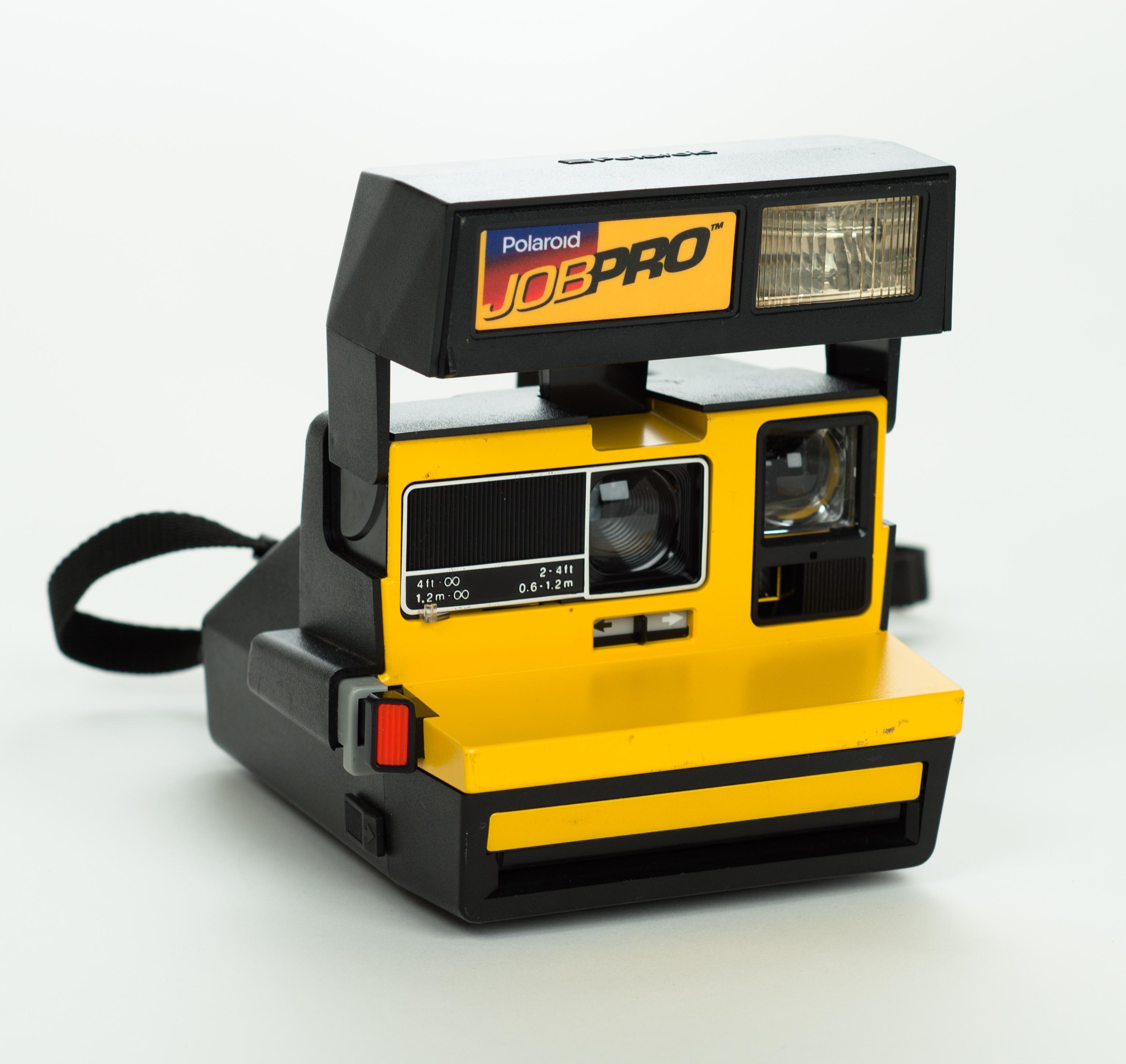 polaroid job pro 600 camera review rh danfinnen com Polaroid Job Pro Manual Polaroid Job Pro Manual