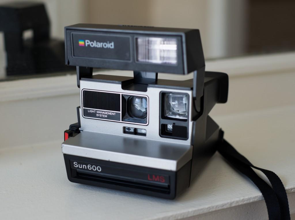 Polaroid Sun 600