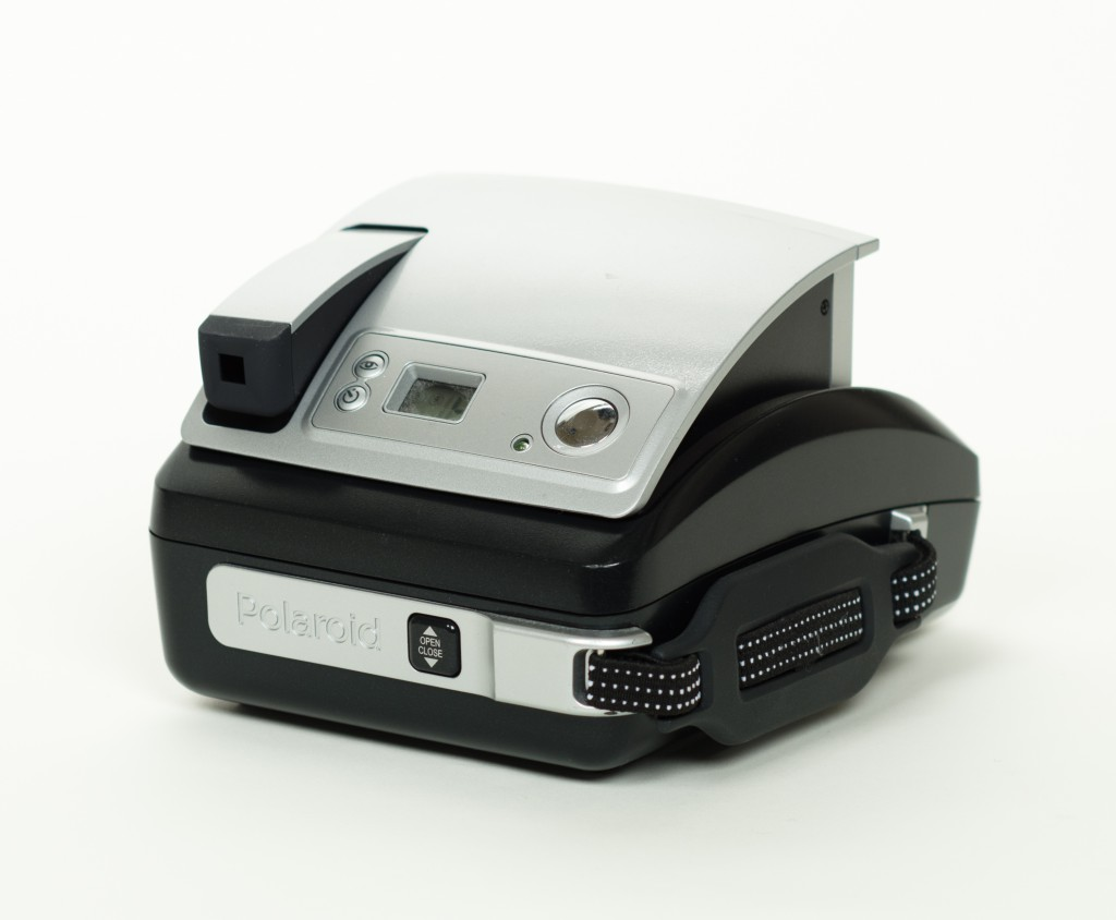 Polaroid One 600 back