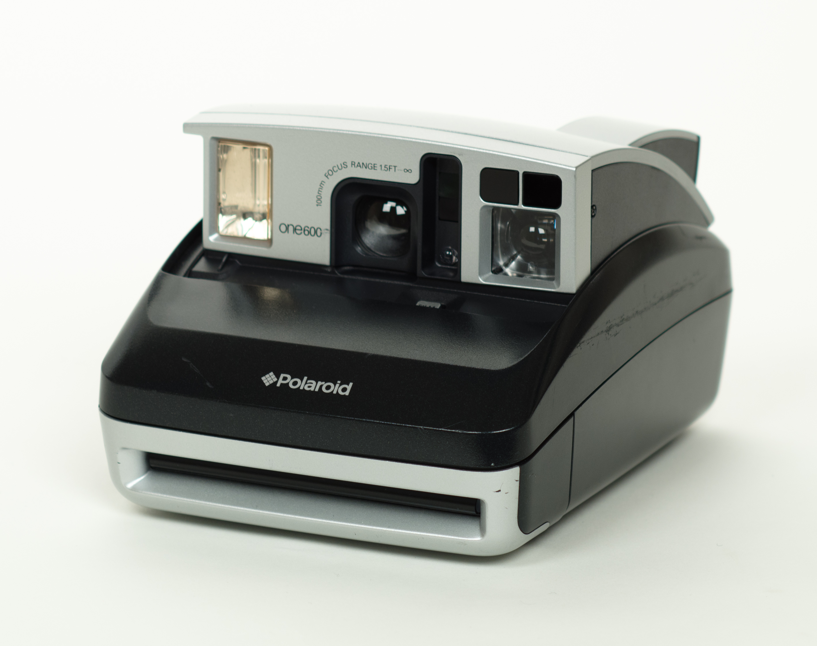 Polaroid One 600 Camera Review