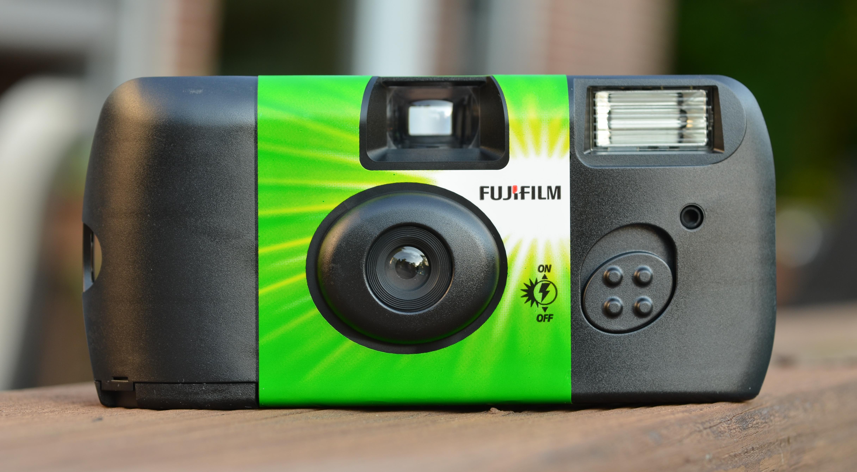 Fuji Quicksnap 35mm Disposable Camera Review