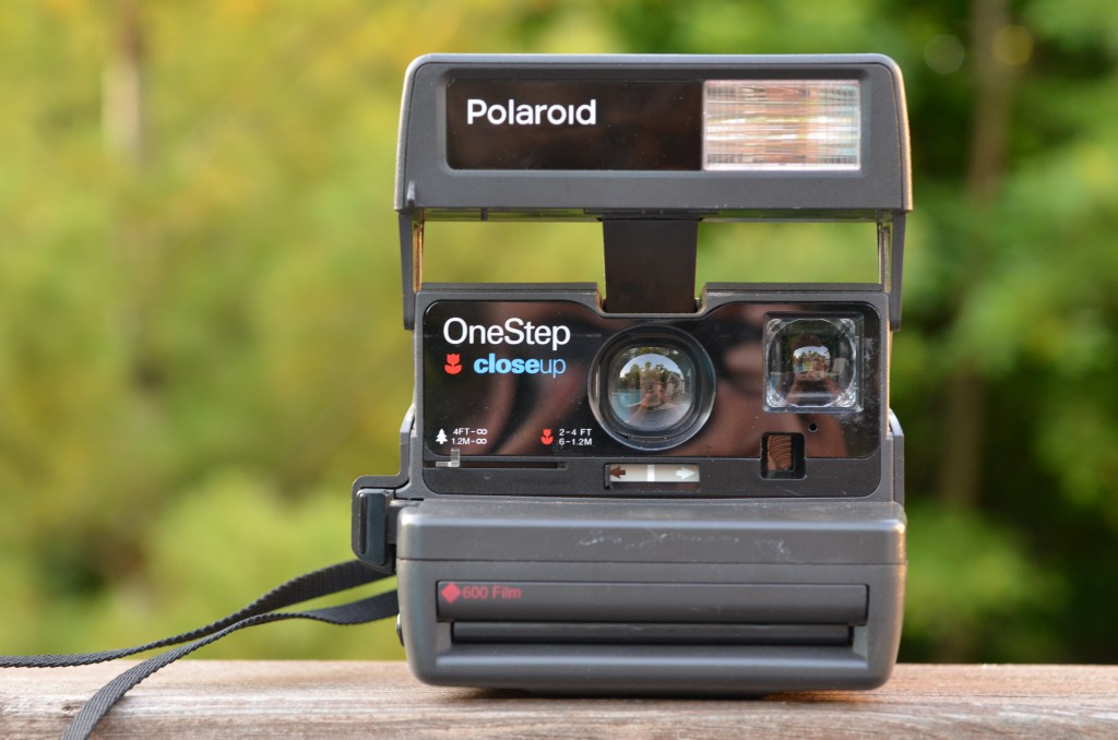 How much is a used Polaroid camera worth?