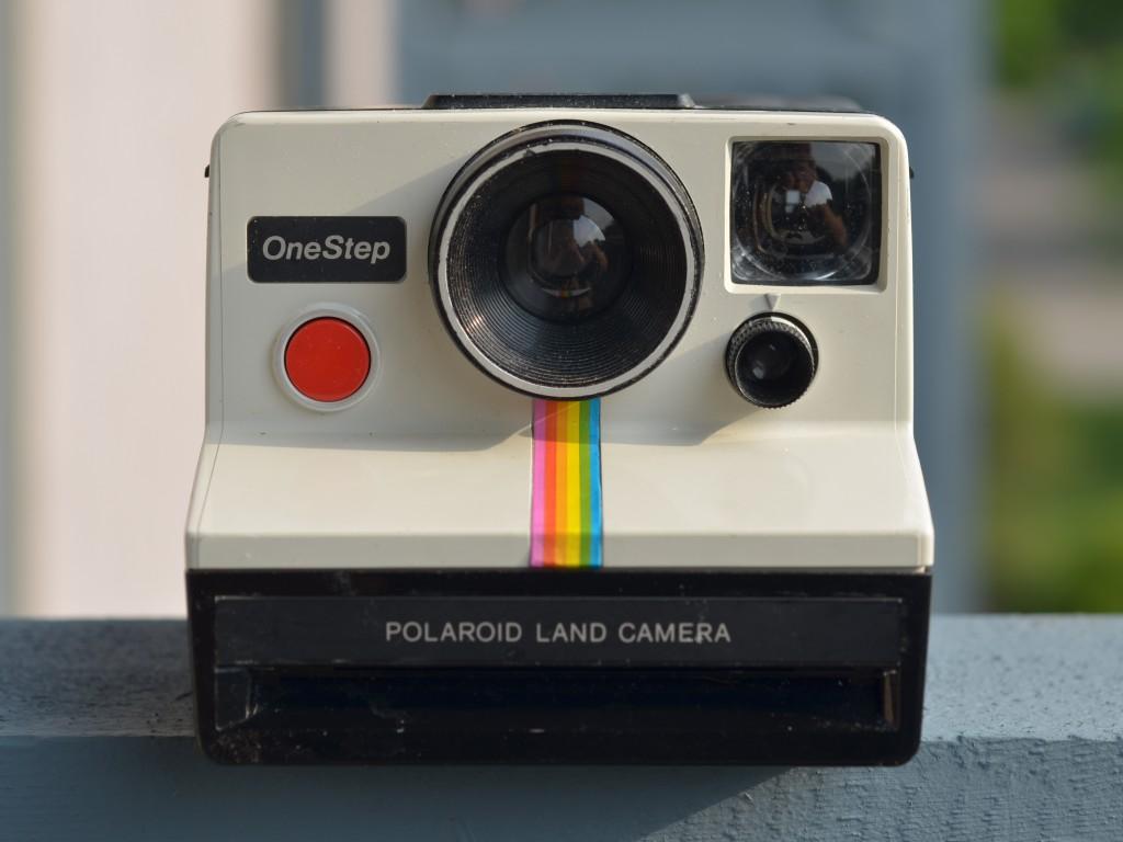 Polaroid OneStep Front