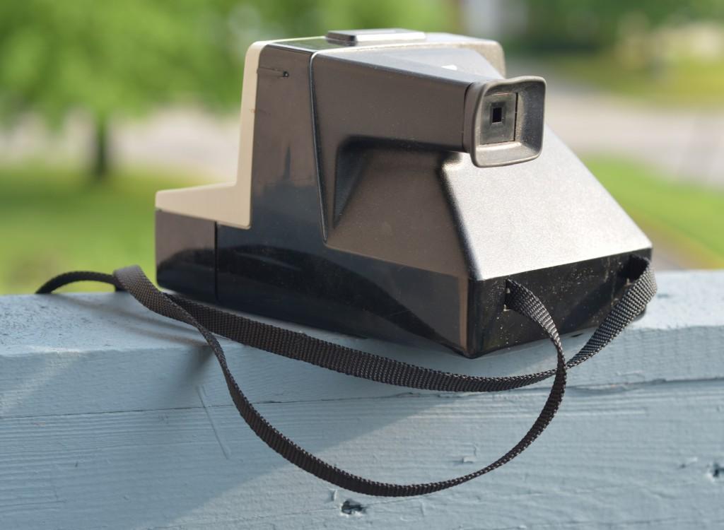 Polaroid OneStep back