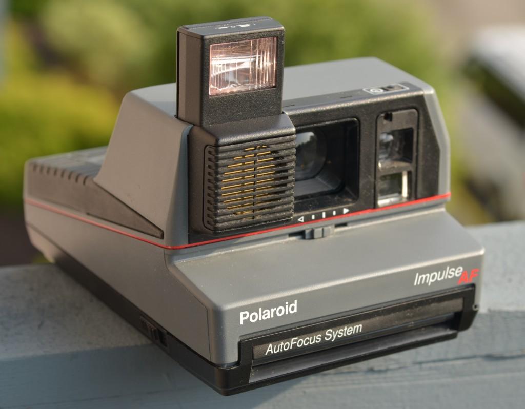 Polaroid Impulse AF