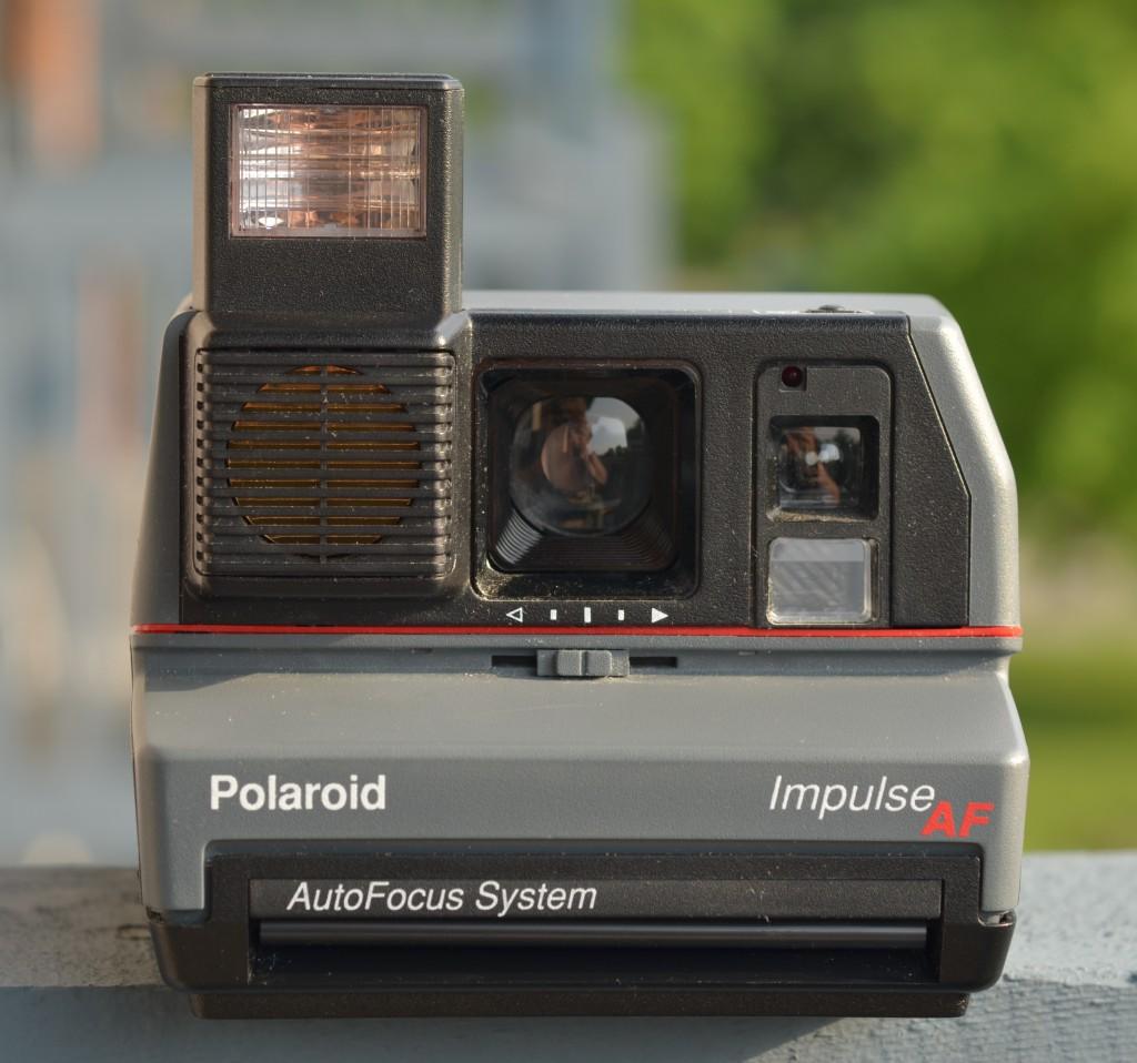 Polaroid Impulse AF front