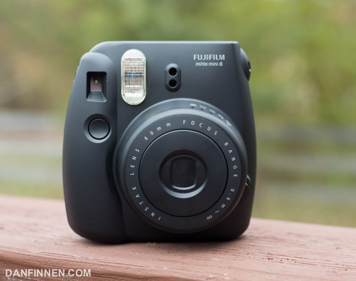 New camera review: Fuji Instax Mini 8