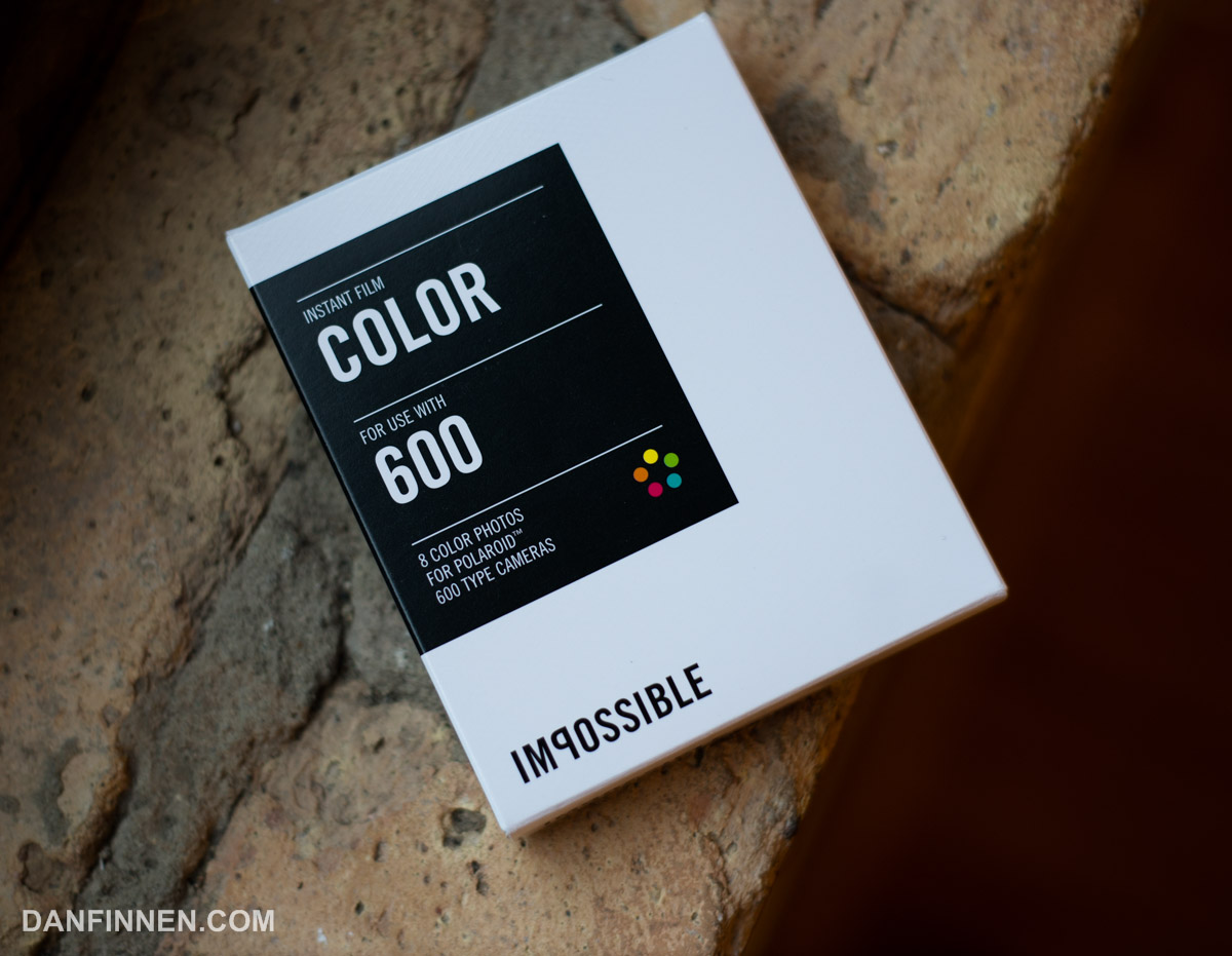 impossible project 600 film Color film for 600 color frames $ 1999 $ 1999 add to cart b&w film for 600 color frames $ 1999 2017 polaroid originals® polaroid.