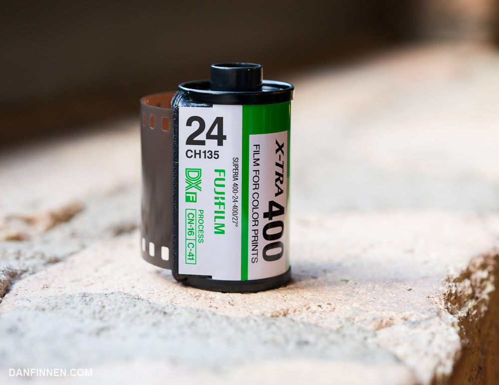 Where do I get my film developed?