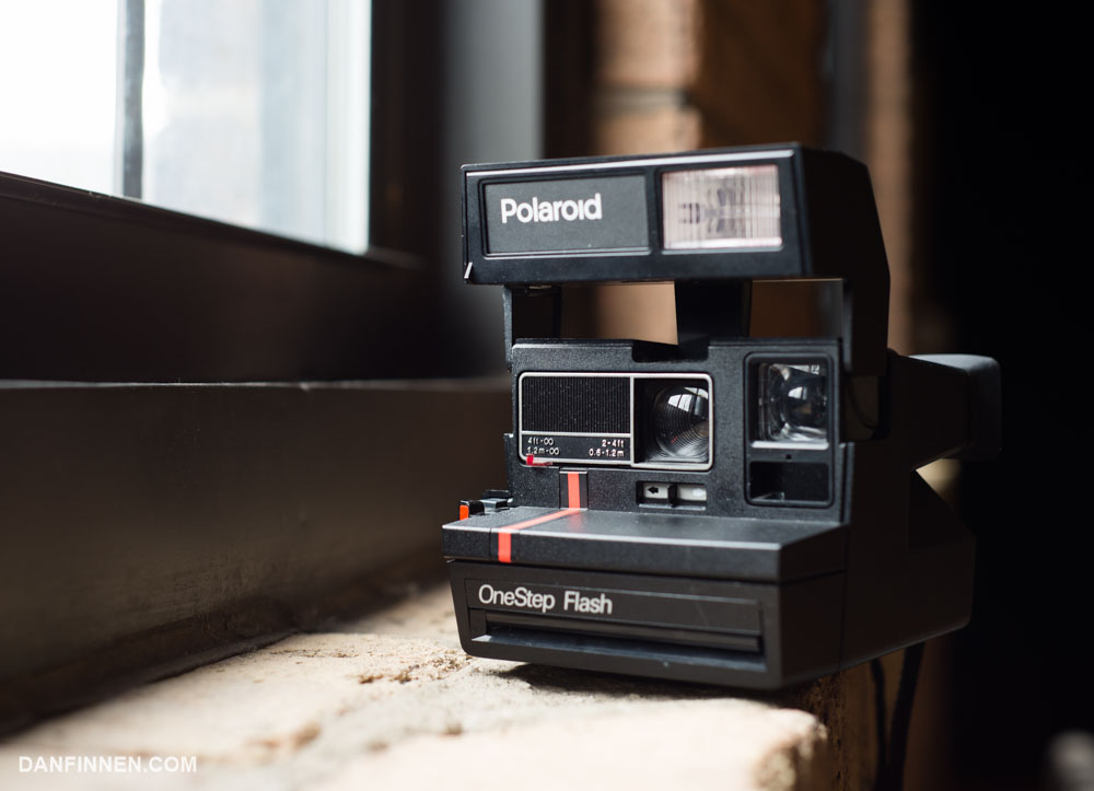 New Review Alert: Polaroid OneStep Flash Camera