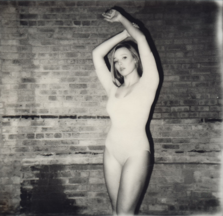I love using Impossible Project's black and white films.