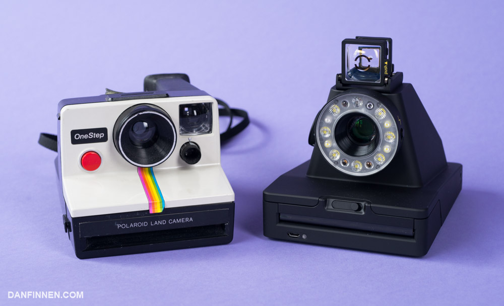 The past and future of Polaroid.