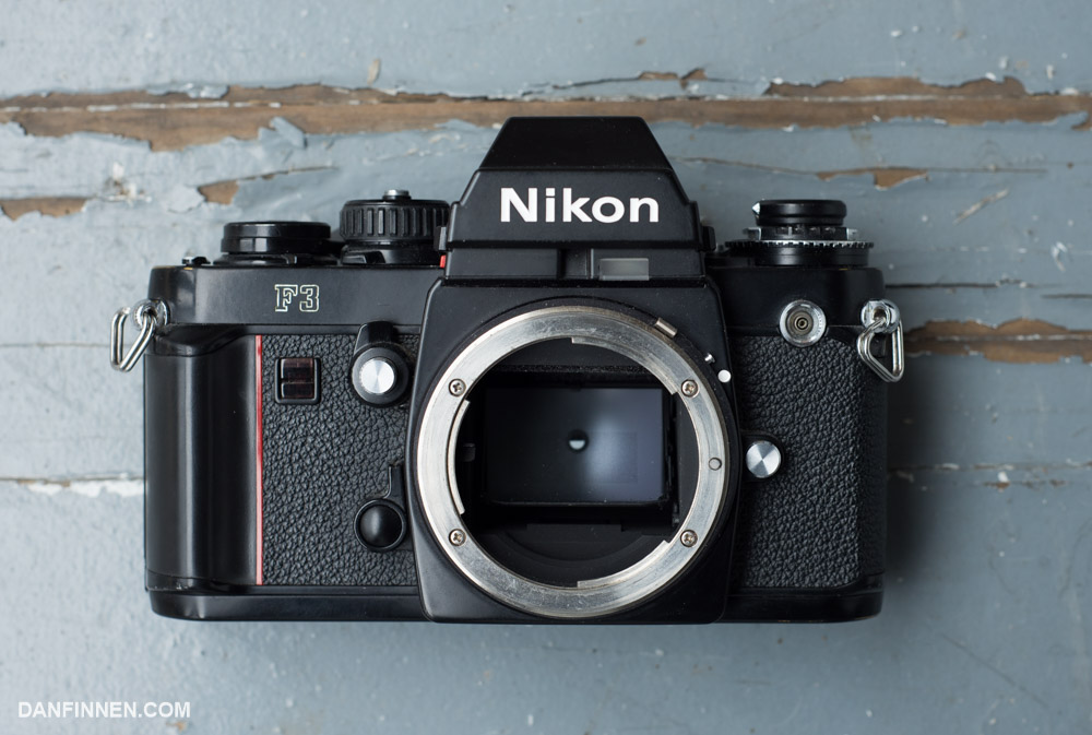 New Review Alert: Nikon F3