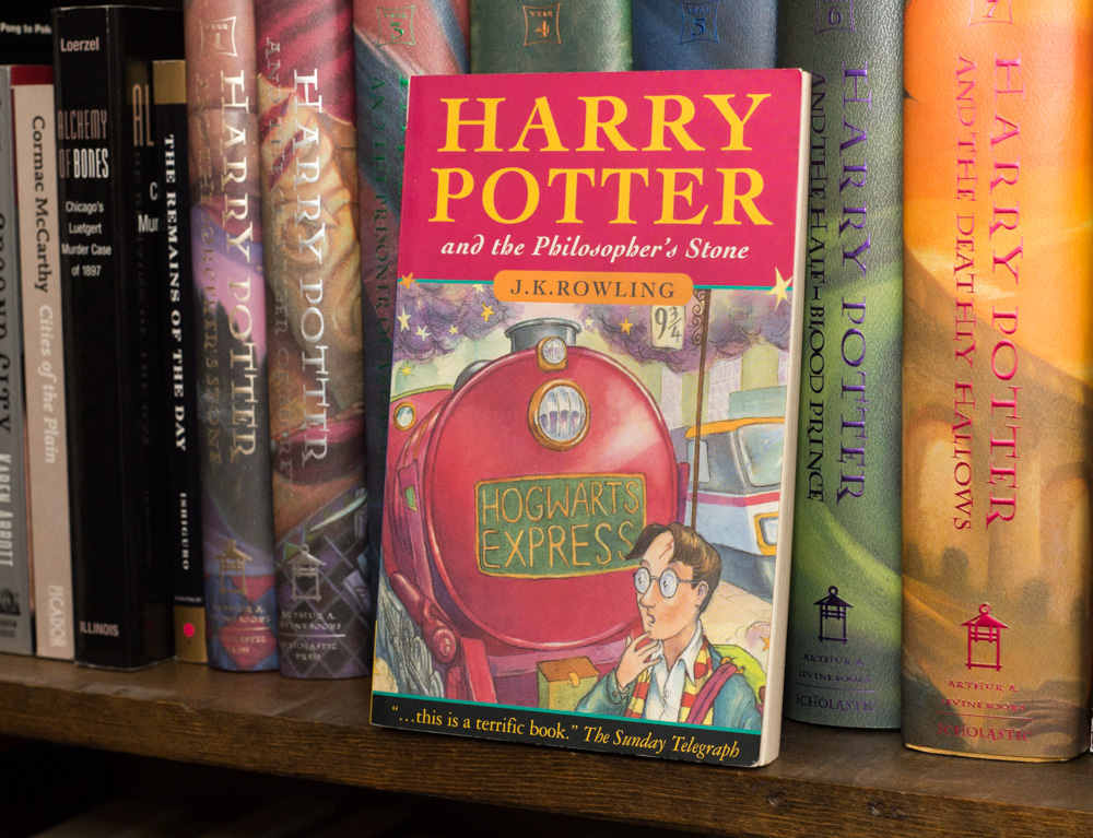 Let's Talk About… Harry Potter and the Philosopher's Stone
