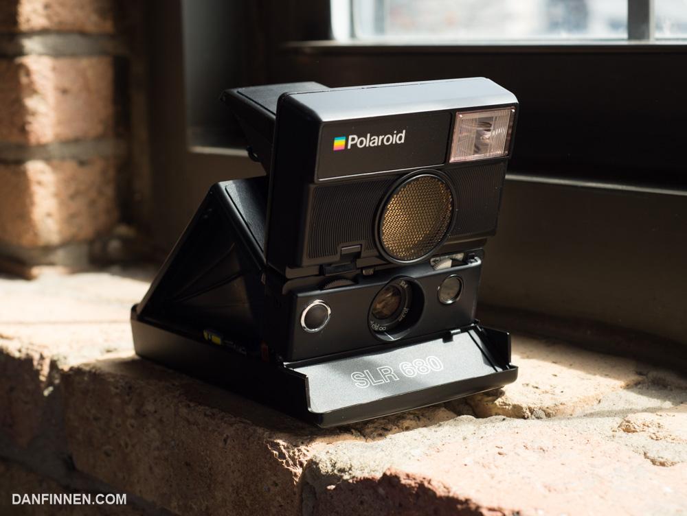 Polaroid 680 and 690 Camera Review f4eb2392ad5b