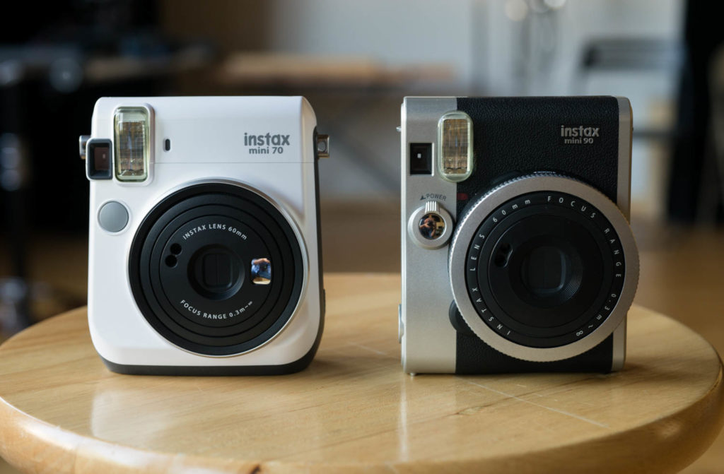 New Review: Fuji Instax Mini 70