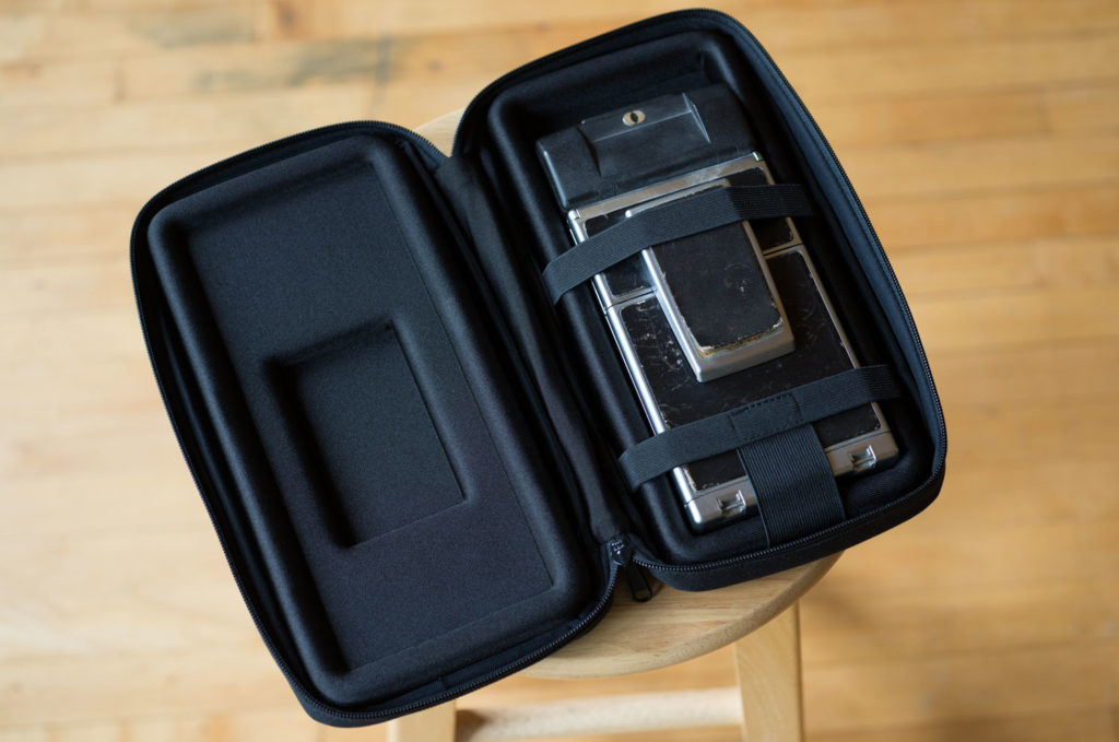 Unit Portables SX-70 Carrying Case Mini-Review