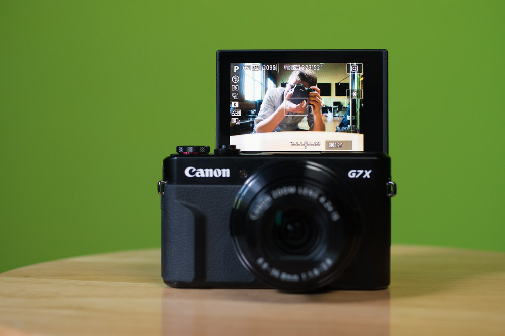 New Review Alert: Canon G7X Mk II