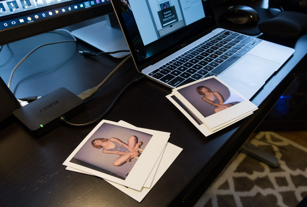 New Article: How to Scan Instant Film