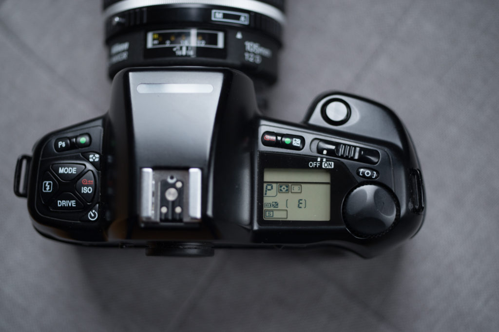New: Nikon N90s Camera Review