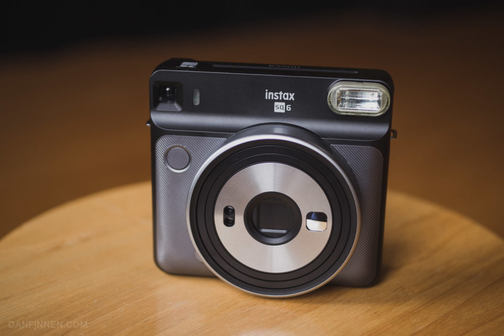 New: Instax Square SQ6 Review