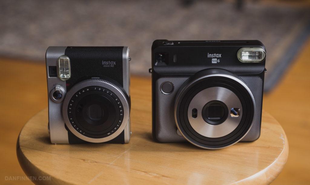Fuji Instax Square SQ6 Instant Film Camera Review