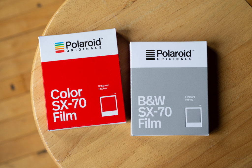 New: Polaroid Originals SX-70 Instant Film Review