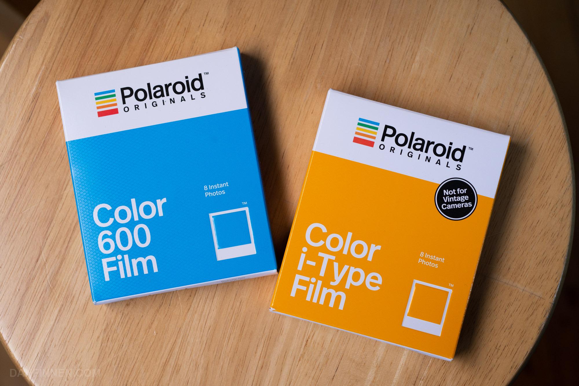 Film Polaroid